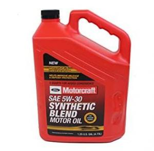 Масло моторное Motorcraft SAE 5W30 Syntetic Blend (4.73L) XO 5W30 5Q3SP