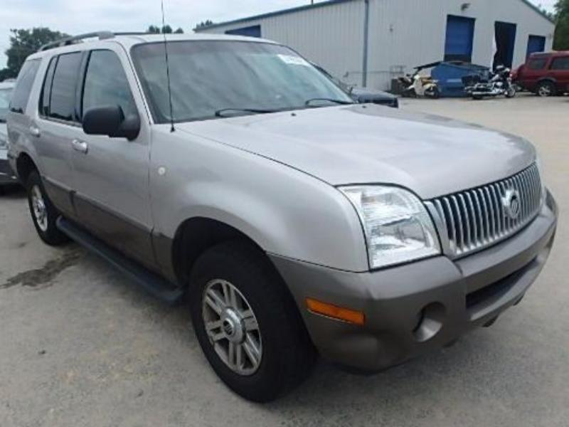 В разборе Mercury Mountaineer 2004г 4.0L