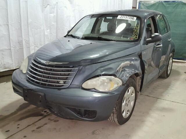 В разборе Chrysler PT Cruiser 2006г. 2.4L